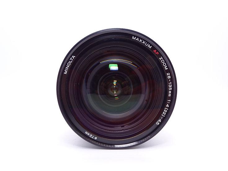 Minolta 28-135 f/4-4.5 AF