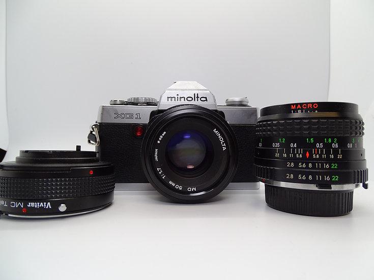 Minolta XG1 Kit