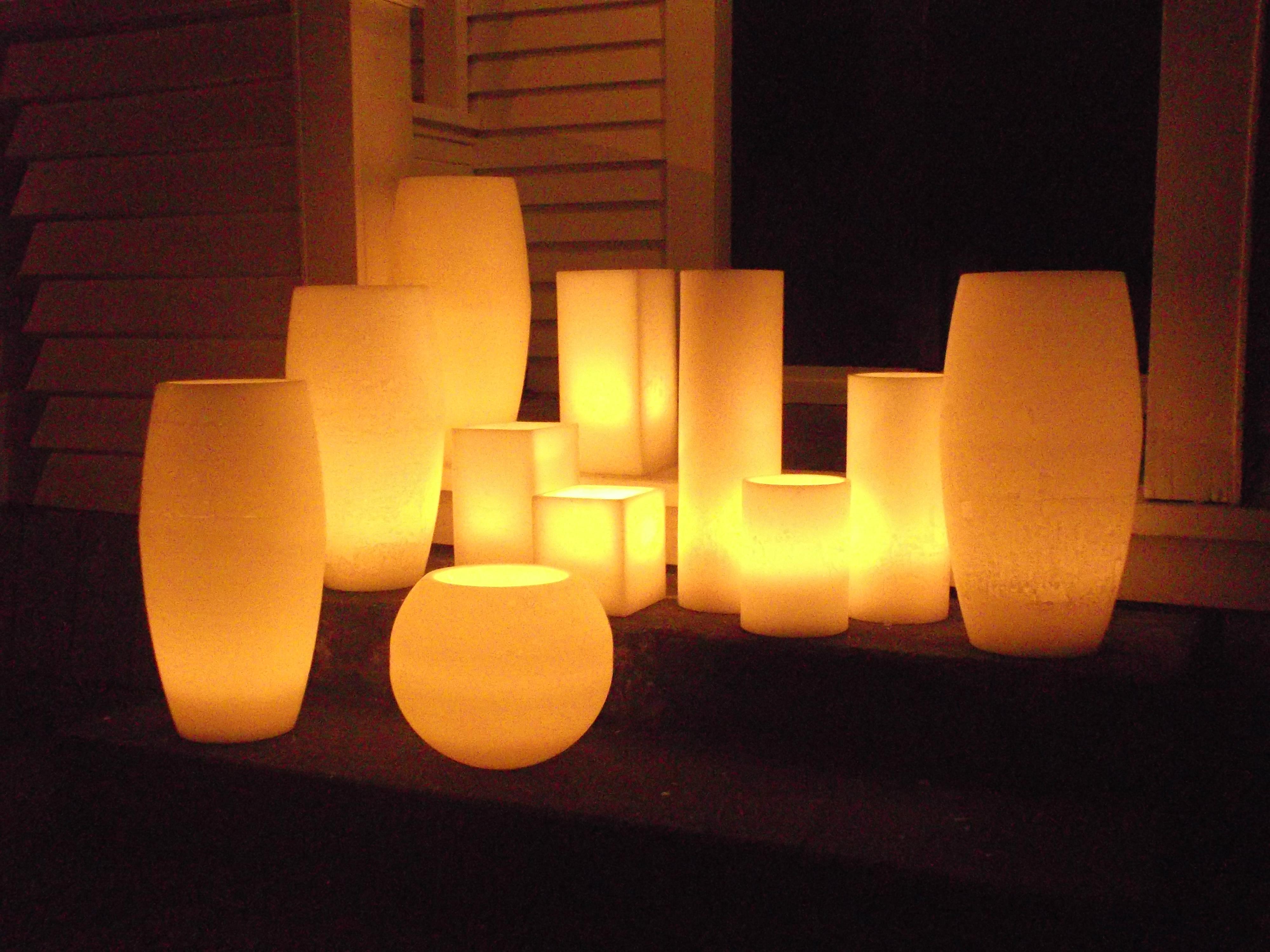 Tempus Lanterns Group shot