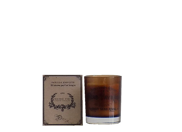 Giftboxed Parisian Votive candle