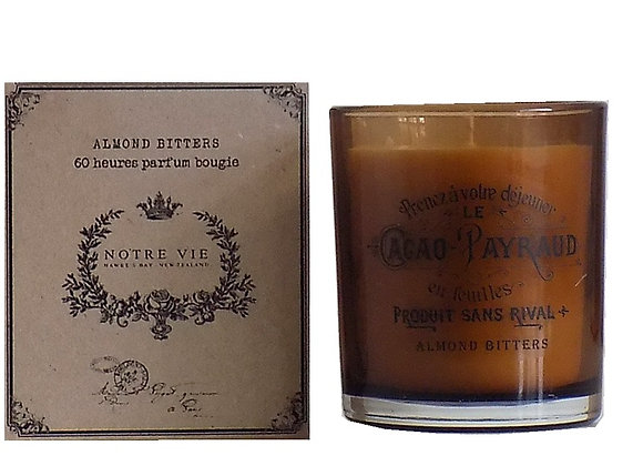 Giftboxed Parisian Large Amber Jar candle
