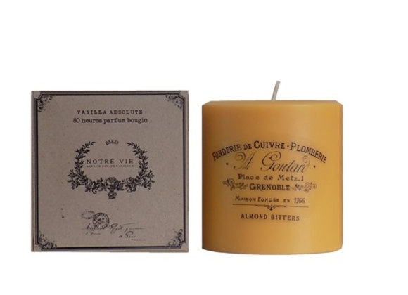 Boxed, 100PLS Beeswax Candle (incl. GST)