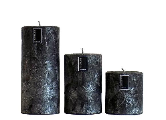 100mm Pillars Black