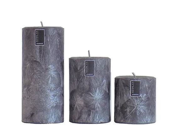 100mm Pillars Grey