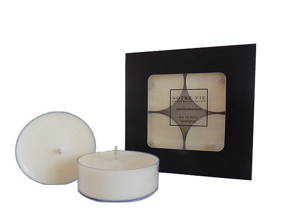 10 hour Spa Candle - 4 Pack
