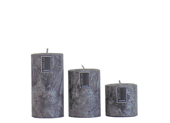 75mm Pillars Grey