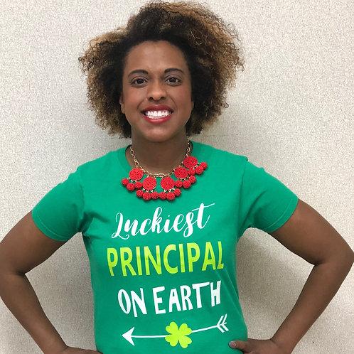 Luckiest Principal On Earth