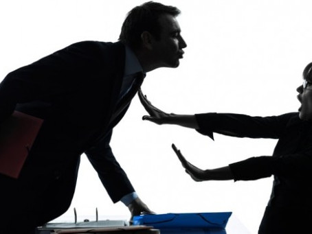 שאלות ותשובות בנושא הטרדה מינית בעבודה או באירגון