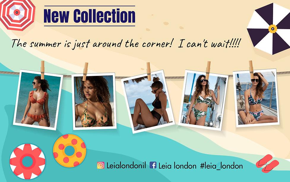 בגדי ים ליה לונדון קייץ 2020