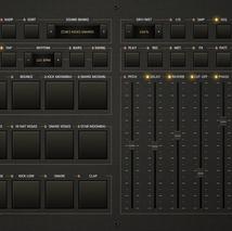 Noisepad. Soundbank for App.