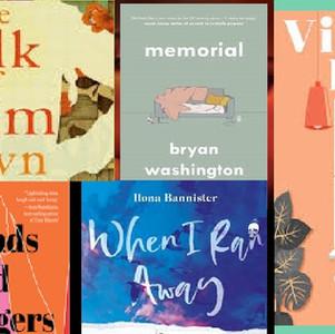 My Top Ten Novels of 2021 – Part One