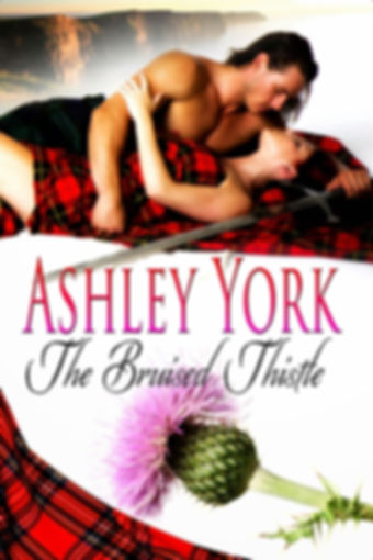 The Bruised Thistle by Ashley York