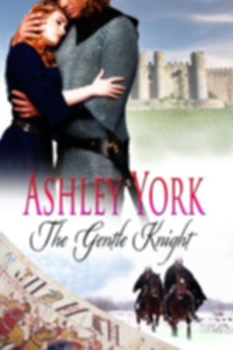 The Gentle Knight by Ashley York