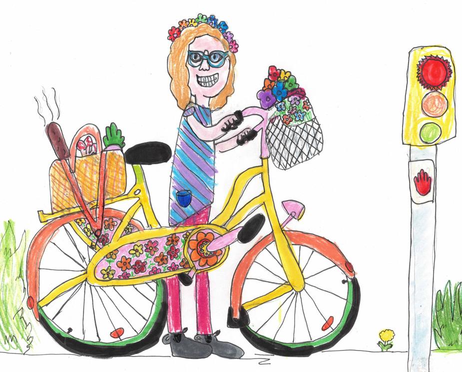 Carrie and Bike.jpg