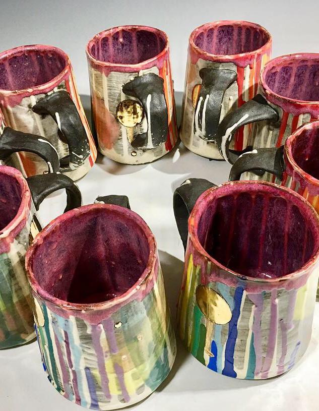 Mugs for NCECA