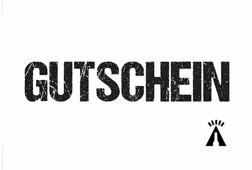 FÜNFER Fächerbräu Gutschein PER MAIL