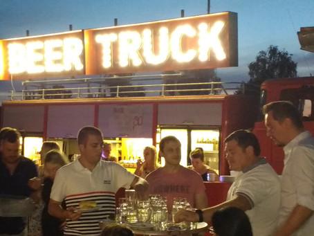 Fächerbräu Karlsruhe erstmals auf der Bierbörse