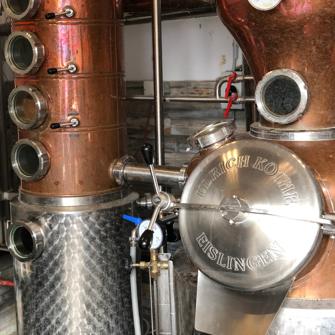 Fächerbräu Bierbrand in Bulach