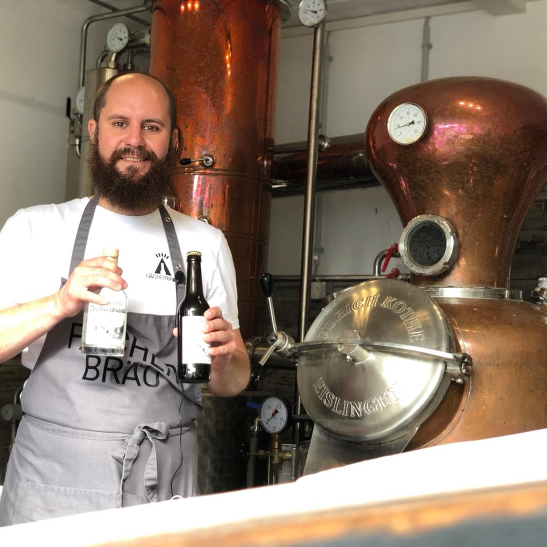 Biersommelier Christopher Wertz