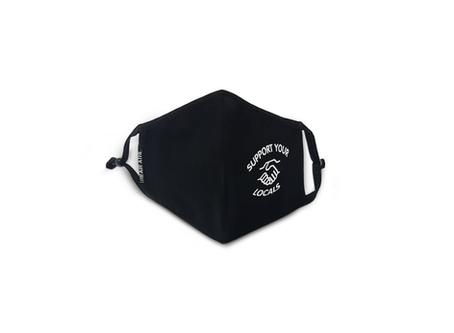 Wieder da: UNFAIR Stoffmasken bei Fächerbräu - Support your Locals