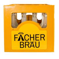 Kiste Fächerbräu Bio-Zitrone