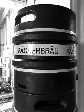 Fächerbräu Bio-Pils naturtrüb 30 Liter-Fass Flachfitting