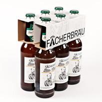 Sechserträger Sixer Fächerbräu Bio-Cider