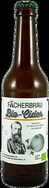 Fächerbräu Bio-Cider naturtrüb
