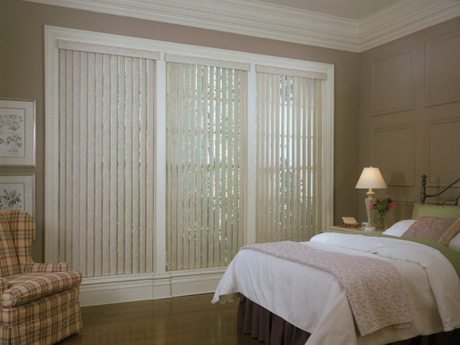 Product Spotlight - Vertical Blinds