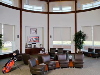 Manual Shades - UI - Golf Facility