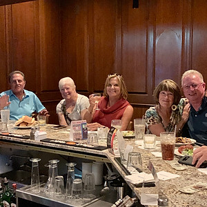 2019 - Happy Hour - August