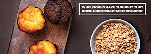 mission muffins and togeter we bake bann