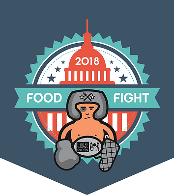 Food Fight Scouts Logo