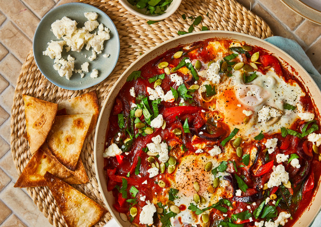 Shakshuka (for Gousto)