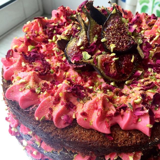 Engagement Cake (gluten free)