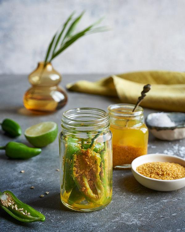Gujarati Chlli Pickles