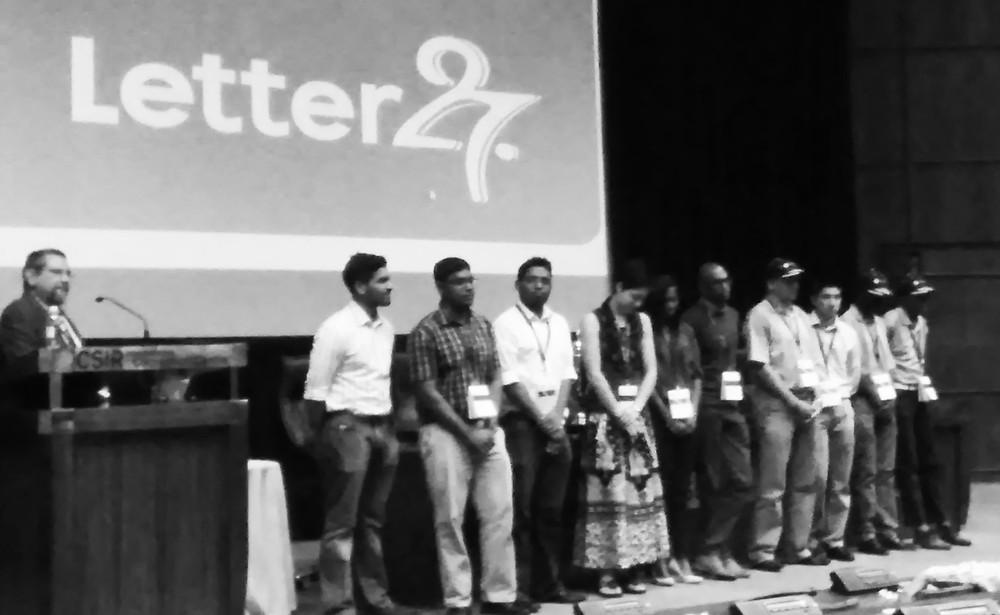 GYSEOY 2015 participants