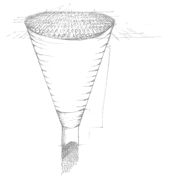 The funnel and grid of managing Systems Engineering projects