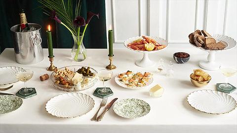 New Year's Eve (Food Stylist : Sonali Shah / Prop Stylist : Cassie Durnell / Photograper : Rosie Alsop)