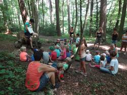Abenteuer im Wald (1)