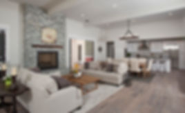 Home Stager photo Living room