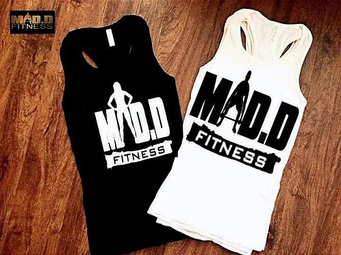 MADD Fitness work out shirts