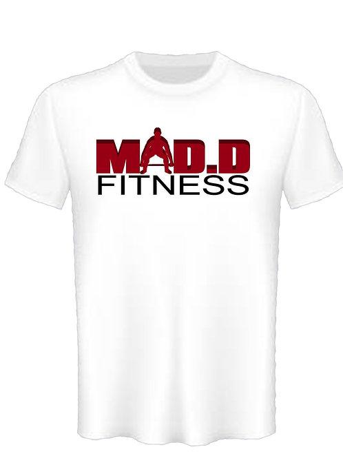 MADD Fitness Red Logo shirt