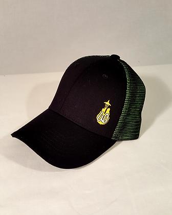 UG Green/Black Mesh Snapback Hat