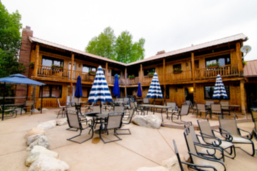 Marooned Inn Grand Lake wedding venue private lodge