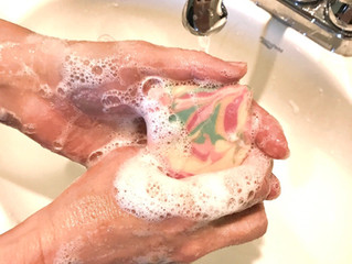 Keep Calm & Wash Your Hands!