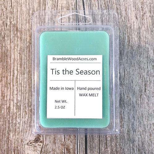 Tis the Season Wax Melt