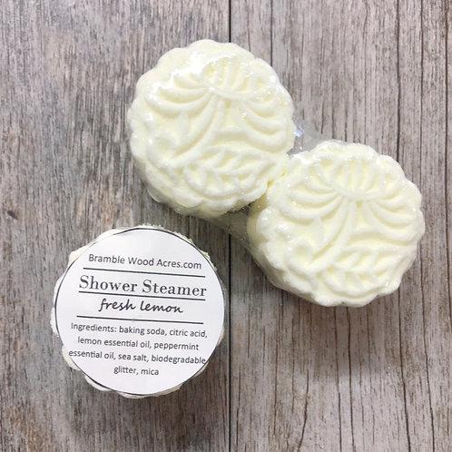 Fresh Lemon Shower Steamer