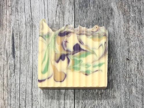 Autumn Fig Goat Milk Soap