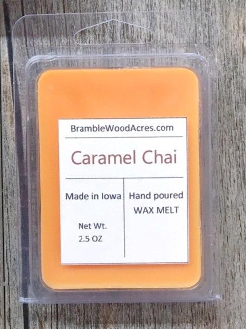 Carmel Chai Wax Melts